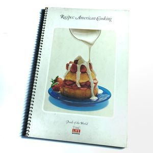 Vintage | Time Life American Recipes